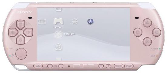 File:Sony Spring Blossom Pink PSP3000 PSP.jpg