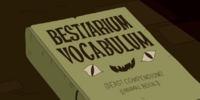 Bestiarium Vocabulum