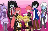Adventure time vocaloid 2 by kimikotohomikomii-d4o5lne