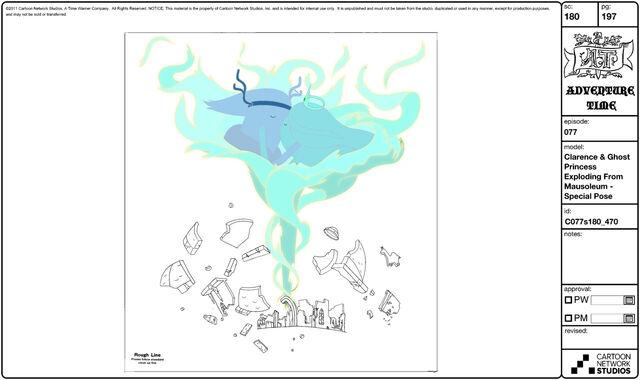 File:Modelsheet clarence ghostprincess explodingfrommausoleum - specialpose.jpg