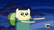 S4e16 Finn wants to hug