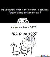 Lol forever alone meme