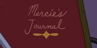 Marceline's journal