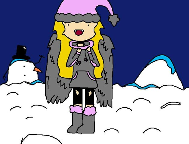 File:Adrienne in the snow in land of Ooo.jpg