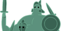 Gladiator Ghost