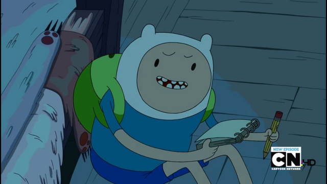 File:S4e16 Finn joking with Jake.png