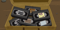 Ice King's tapes