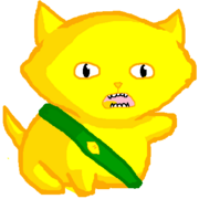 Lemongrab kitty avatar