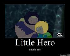 Little heroes by kunaigirl-d4fj91n
