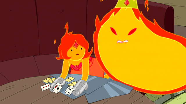 File:S5 e12 Flame King interupting FP's card game.PNG