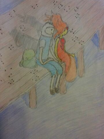 File:My third fan art of finn and flame princess.jpg