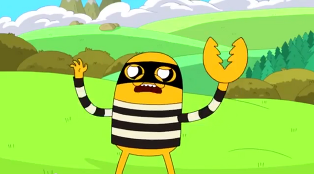 File:S5 e7 Jake disguised as a robber.PNG