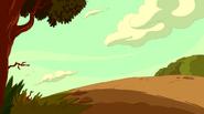 Dirt hill