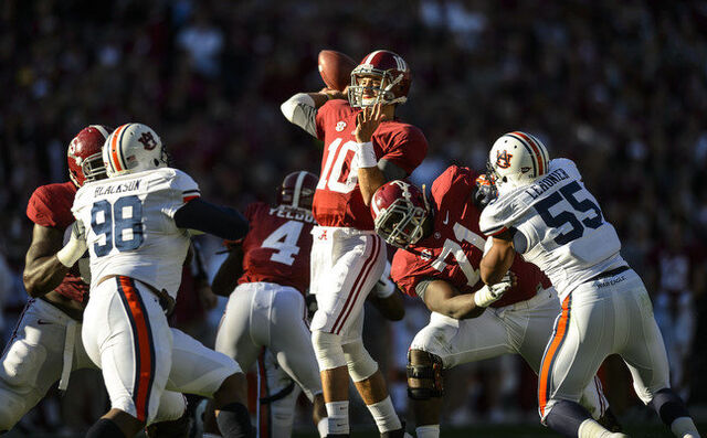 File:Alabama iron bowl AJ McCarron.jpg