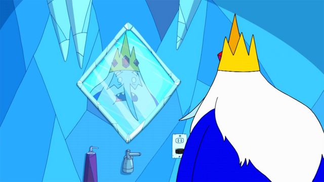 File:S2 e3 Ice King looking in the mirror.png