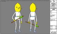 Modelsheet lemongrab2inclotheswithsepter