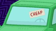 Who Would Win cheap car background