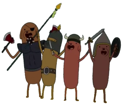 File:Hot Dog Knights Group.png