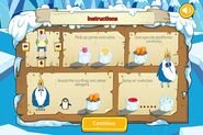 Adventure time frosty fight 07