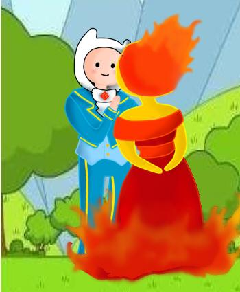 File:Finn x flame princess by abiry-d59pzrj.jpg