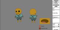 Skeleton Baby