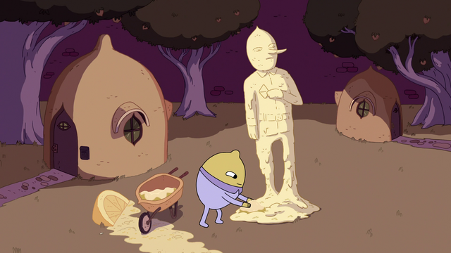 File:S6e28 Lemon Person building Lemongrab statue.png