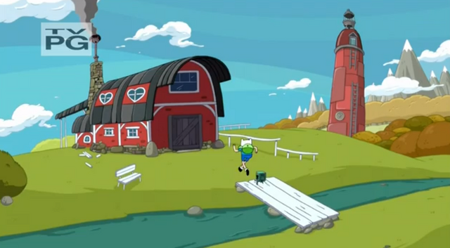 File:S5 e6 Finn and BMO walking to Lady's stable.PNG