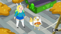 Fionna and Cake and Fionna Snail