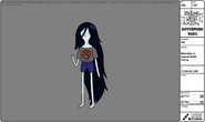 Modelsheet marcelineincasualoutfit - crying