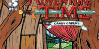 Adventure Time: Candy Capers Issue 5