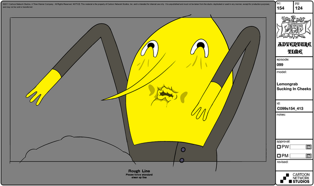 File:Modelsheet Lemongrab Sucking in Cheeks.png
