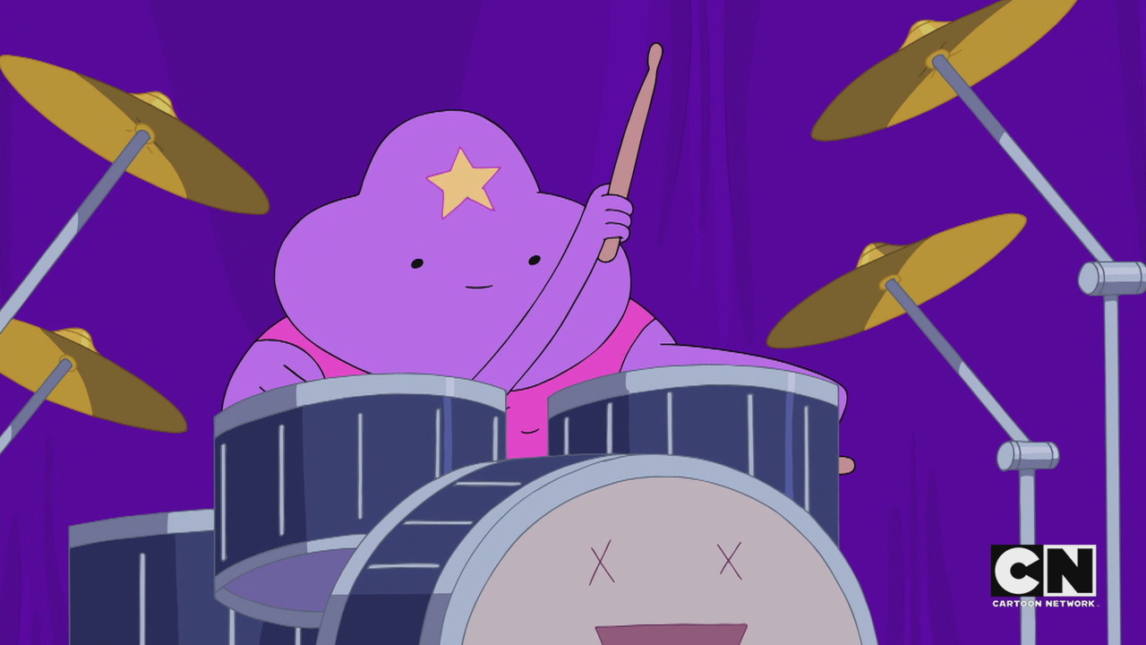 pimpandhost.com imagesize: lsp image 2 Image - LSP drumming.jpg | Adventure Time Wiki | FANDOM powered by Wikia