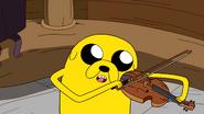 S1e23 Jake playing viola