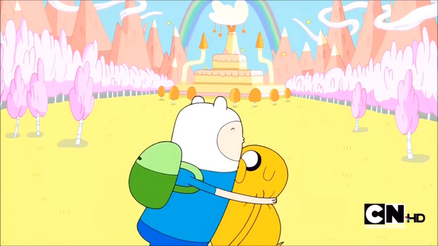 File:S2e19 Finn hugging Jake.png