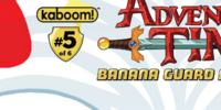 Adventure Time: Banana Guard Academy Issue 5