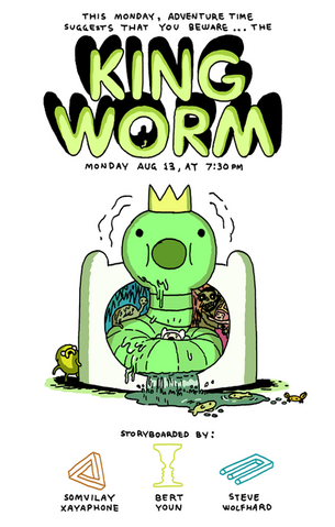 File:King Worm promo art.png