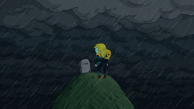 File:S6e21 Jake and Tiffany at Finn's grave.png