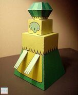 Adventure-time-emerald-princess-papercraft