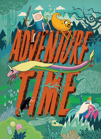 File:Adventure Time poster.jpg