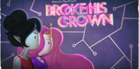Broke His Crown