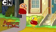 Adventure Time Jake's Advice Cartoon Network