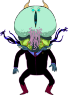 Lordofevil monster
