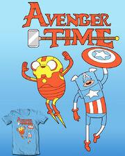 Avenger time