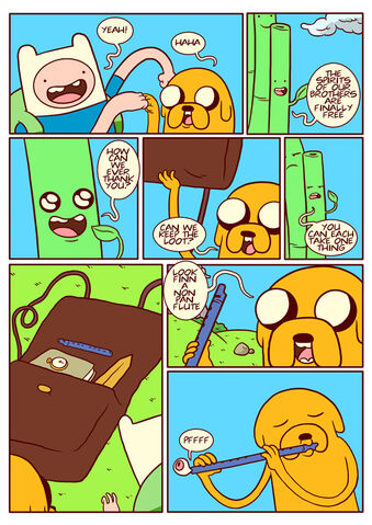 File:Adventure time comic page 4.jpg