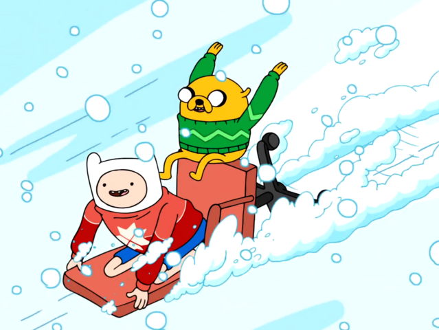 File:S7e14 finn and jake chair sledge.png