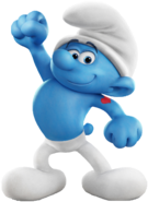 Hefty Smurf 2017Movie