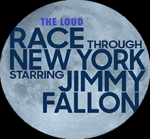 The Loud Race through New York Logo