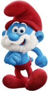 Papa Smurf 2017Movie