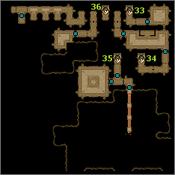 Isle of Prisoners, Tomb maps level 4