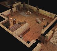 The Lion's Head Inn, suites
